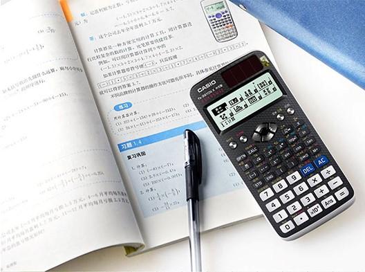 卡西欧计算fx-991CN