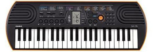 电子琴SA-76