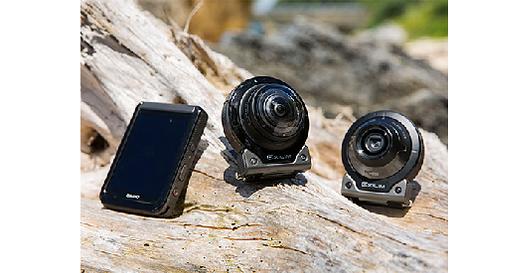 卡西欧运动相机