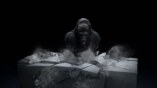 卡西欧黑猩猩