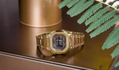 卡西欧官方商城 GMW-B5000系列 | 经典起源 全金属进化