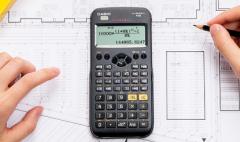 卡西欧官方商城 卡西欧中文函数计算器——一二级建造师考试之选