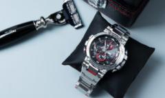卡西欧官方商城 瞩目新年,卓越奢选| G-SHOCK × TRUEFITT & HILL 合作款礼盒