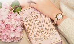 卡西欧官方商城 SHEEN|BEAST礼盒 晴空闪耀女士腕表