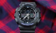 卡西欧官方商城 卡西欧手表,五彩斑斓的黑,炫出时尚!