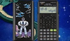卡西欧官方商城 青龙白虎限定款函数计算器,探索的计算奥秘