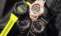 卡西欧官方商城 潮流运动,正当其时 | G-SQUAD运动手表