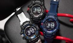 卡西欧官方商城 每一步都算数,G-SQUAD 运动手表全速跑进你视野