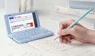 卡西欧官方商城 跨时代之作,卡西欧E-XA系列电子词典全新上市