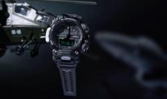 卡西欧官方商城 强强联合驭空飞行丨ROYAL AIR FORCE x GRAVITYMASTER皇家空军腕表重磅登场