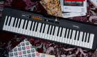 卡西欧官方商城 便携手提,卡西欧音乐入门电子琴CT-S100BK