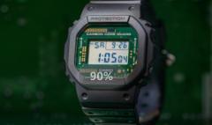 卡西欧官方商城 自由切换的卡西欧男士手表表带,为你带来不一样的时尚体验
