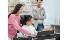 卡西欧官方商城 电子钢琴,满足孩子对音乐的渴望