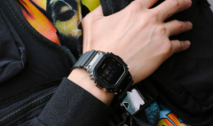 卡西欧官方商城 金属质感的卡西欧运动手表,让炫酷加倍!