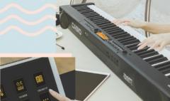 卡西欧官方商城 追溯声音本源的电钢琴,为你搭建更广阔的舞台
