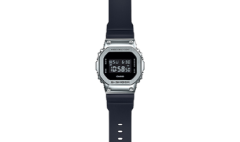 卡西欧官方商城 卡西欧G-SHOCK方形表盘手表,默默地陪在你的身边