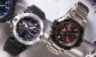 卡西欧官方商城 可替换表带的G-SHOCK手表,给你多重体验感