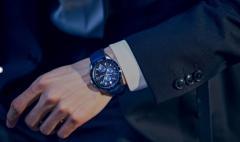 卡西欧官方商城 卡西欧手表全新阿波蓝系列,化作腕间深海