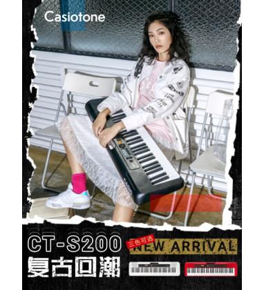 卡西欧官方商城_CT-S便携电子琴