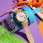 卡西欧手表 BABY-G  多功能计步系列 防水防震运动女表BGS-100SC