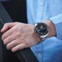 卡西欧手表 EDIFICE  太阳能动力 双重高亮度白色LED照明 蓝牙功能 防水运动商务男表ECB-800D