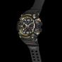 卡西欧手表 G-SHOCK  防震防泥多功能运动男表 黑金追加配色GWG-100GB-1APR