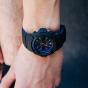卡西欧手表 G-SHOCK  Layered Black & Tricolor系列 2018硬碰硬主打款手表AWG-M100SLT-1APR