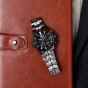 卡西欧手表 EDIFICE  人造蓝宝石玻璃太阳能动力商务男士手表EFB-540