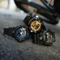 卡西欧手表 G-SHOCK  潮流立体表盘设计运动防水手表GA-710