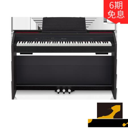 卡西欧电子乐器 电钢琴 家庭聚会演奏的个性化数码钢琴PX-860