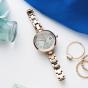 卡西欧手表 SHEEN  施华洛世奇仿水晶刻度 人造蓝宝石玻璃镜面 太阳能动力防水优雅女表SHS-D200