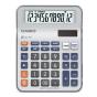 卡西欧计算器 日常商务  零售店专用找零计算器MC-12M