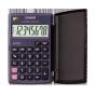 卡西欧计算器 日常商务  出差便携计算器 翻盖LC-401LV