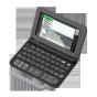 卡西欧电子教育 留学英汉  E-Z200BK 吾皇-全家福限量款