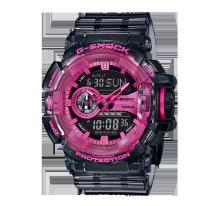 卡西欧手表 G-SHOCK 【新品】GA-400SK-1A4PRS   G-SHOCK冰韧系列 破冰前行 坚韧出型 防震防磁手表配定制表盒
