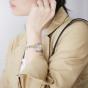 卡西欧手表 SHEEN  人造蓝宝石玻璃镜面 太阳能动力防水优雅时尚女表SHS-D200