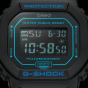 卡西欧手表 G-SHOCK  原点回归 时尚设计  防水防震功能表款DW-5600BBM