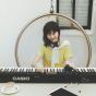 卡西欧电子乐器 电钢琴  内含700种音色 88键渐进式击弦键盘 多功能便携电钢琴(含琴架+三踏板)EP-S320
