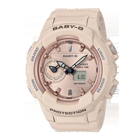 卡西欧手表 BABY-G 【新品】潮流时尚防震防水运动女表BGA-230SA-4APR