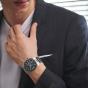 卡西欧手表 EDIFICE  轻薄运动 人造蓝宝石玻璃镜面  防水商务男表EFR-S567