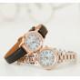 卡西欧手表 SHEEN  人造蓝宝石玻璃太阳能动力精致优雅时尚女表SHE-4522