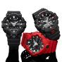 卡西欧手表 G-SHOCK  大猩猩主题系列立体表盘设计GA-700