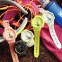 卡西欧手表 BABY-G  多功能运动计步防震双重LED照明防水运动女表BGS-100