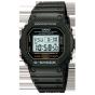 卡西欧手表 G-SHOCK  经典设计防震防水时尚运动男表DW-5600E-1V