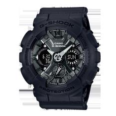 卡西欧手表 G-SHOCK 小型化表盘运动防震防水手表GMA-S120MF
