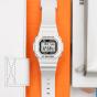 卡西欧手表 G-SHOCK  纯白海滩主题 防水防震 运动中性表GW-M5610MW-7PR
