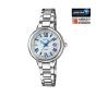 卡西欧手表 SHEEN  人造蓝宝石玻璃太阳能动力优雅女表SHE-4516SBD