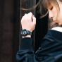 卡西欧手表 BABY-G  霓虹配色 圈圈数记忆功能跑步运动防震防水女表BGA-240