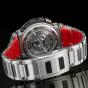 卡西欧手表 G-SHOCK  树脂金属表带 防水防震太阳能蓝牙连接6局电波功能男表MTG-B1000
