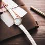 卡西欧手表 SHEEN  太阳能动力 人造蓝宝石玻璃镜面 施华洛世奇仿水晶点缀 防水优雅女表SHS-4525PGL-7APR